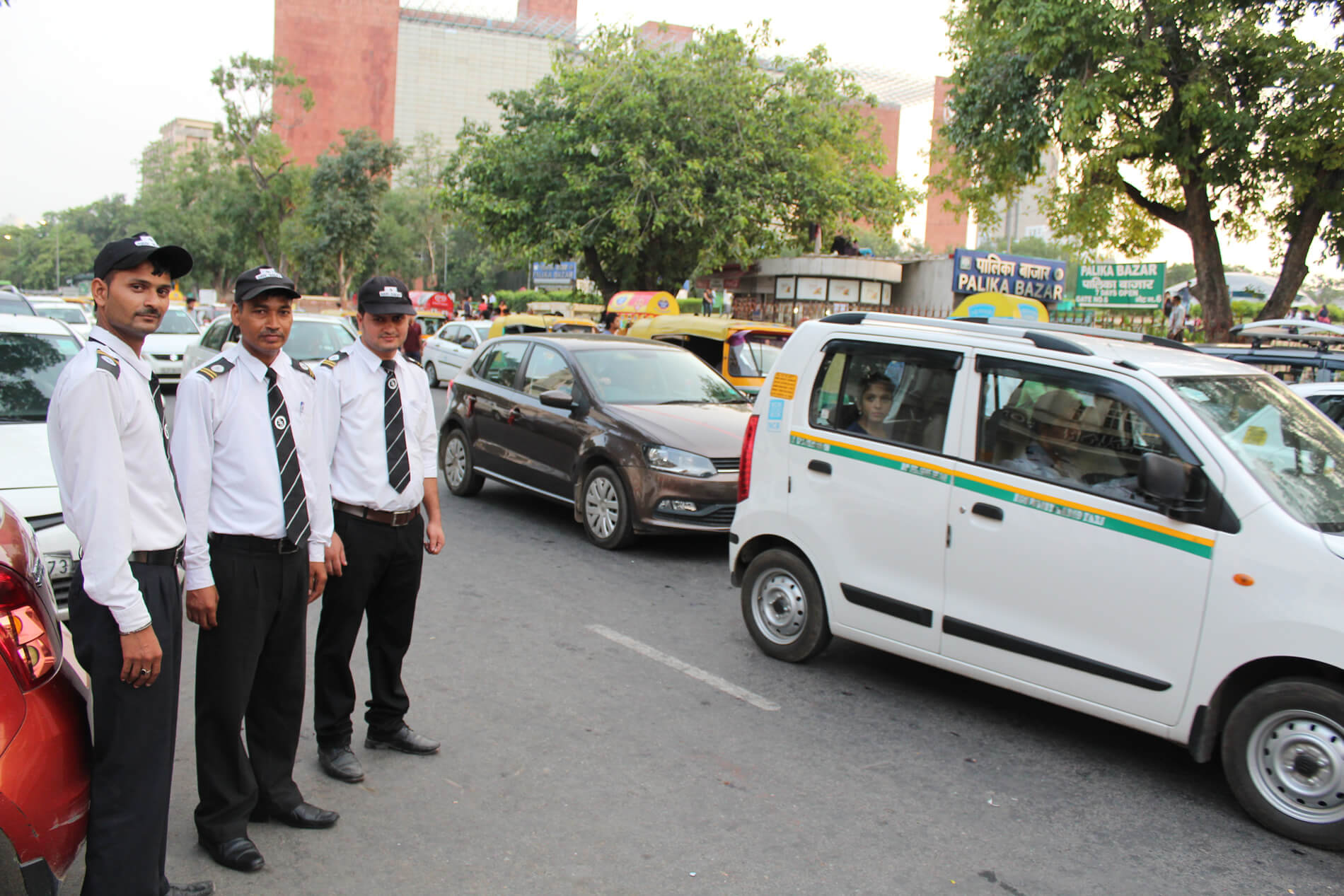 Valet Parking Drivers in Delhi